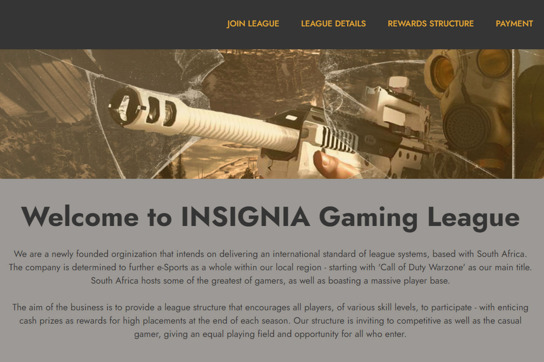 Insignia Gaming League